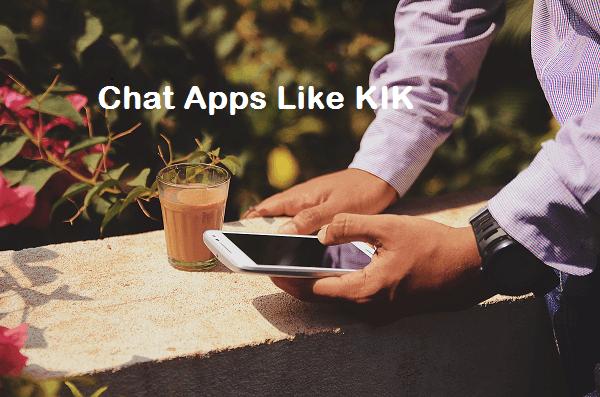 apps like kik