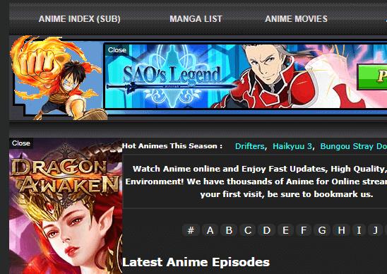 china anime