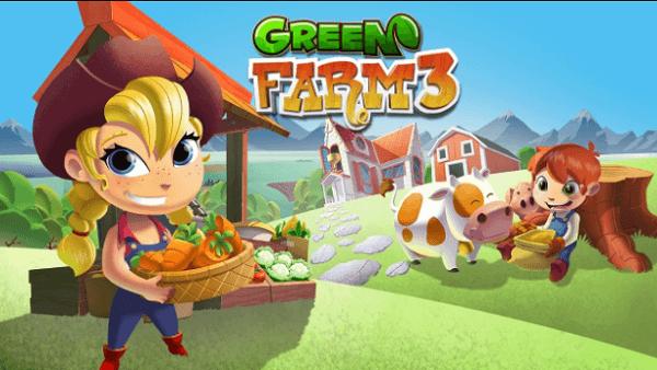 games like farmville green farm