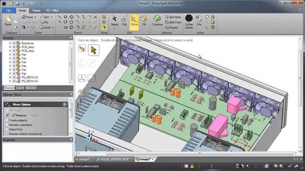 design spark mechanical software