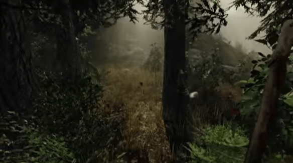 the forest as a game in the list of games like minecraft
