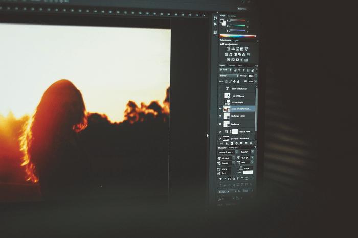 photoshop photo editor tools