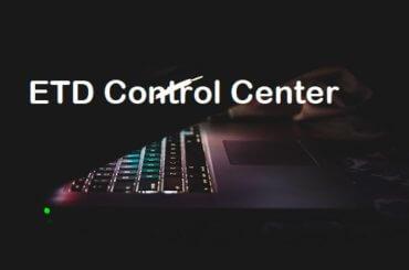 etd control center