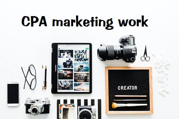 CPA marketing work easy