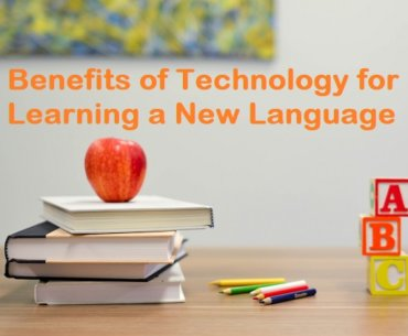 Technology for Learning a New Language