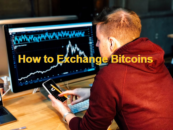 Exchange Bitcoins