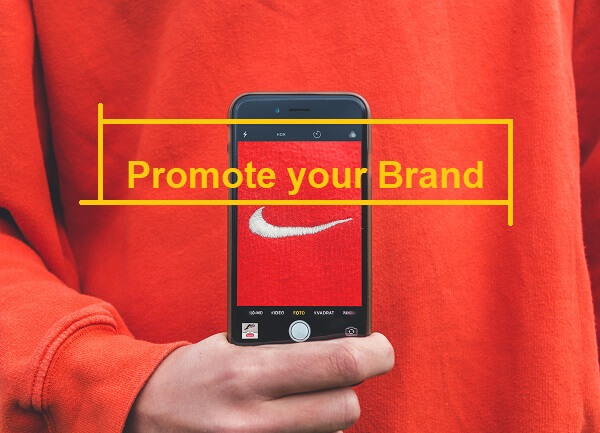 Promote your Brand